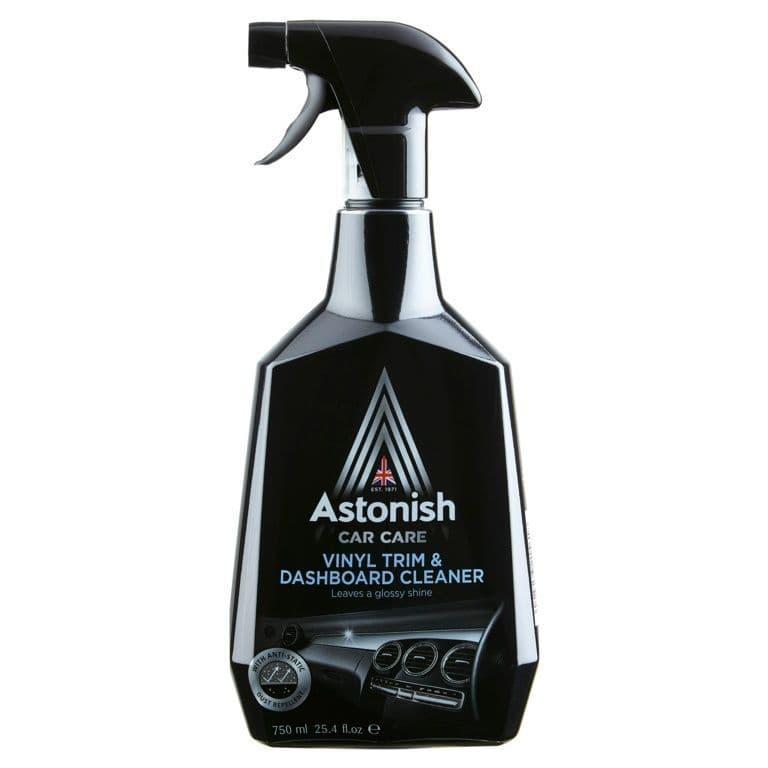 Astonish Vinyl Trim & Dashboard Cleaner - 750ml